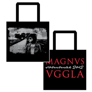 MAGNUS UGGLA - COTTON BAG, TURNÉ 2012